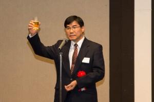 愛知大学同窓会 名古屋支部 副支部長 堀田久富様
