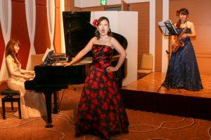 「花の詩」オペラ2