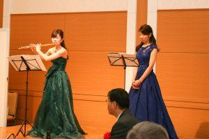 コンサートグループ「花の詩」ステージ