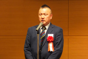 愛知大学 冨増和彦副学長