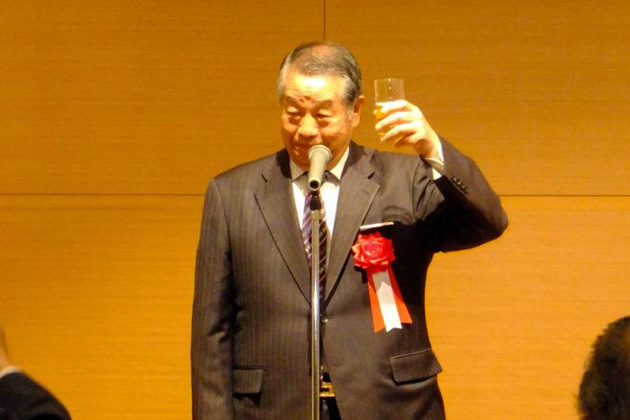 愛知大学教育研究支援財団理事長 加藤満憲様